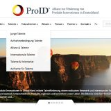 ProID e.V. | Corporate Design