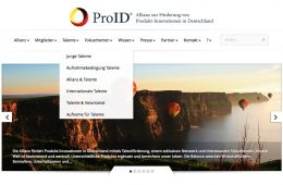 ProID e.V. |Corporate Design